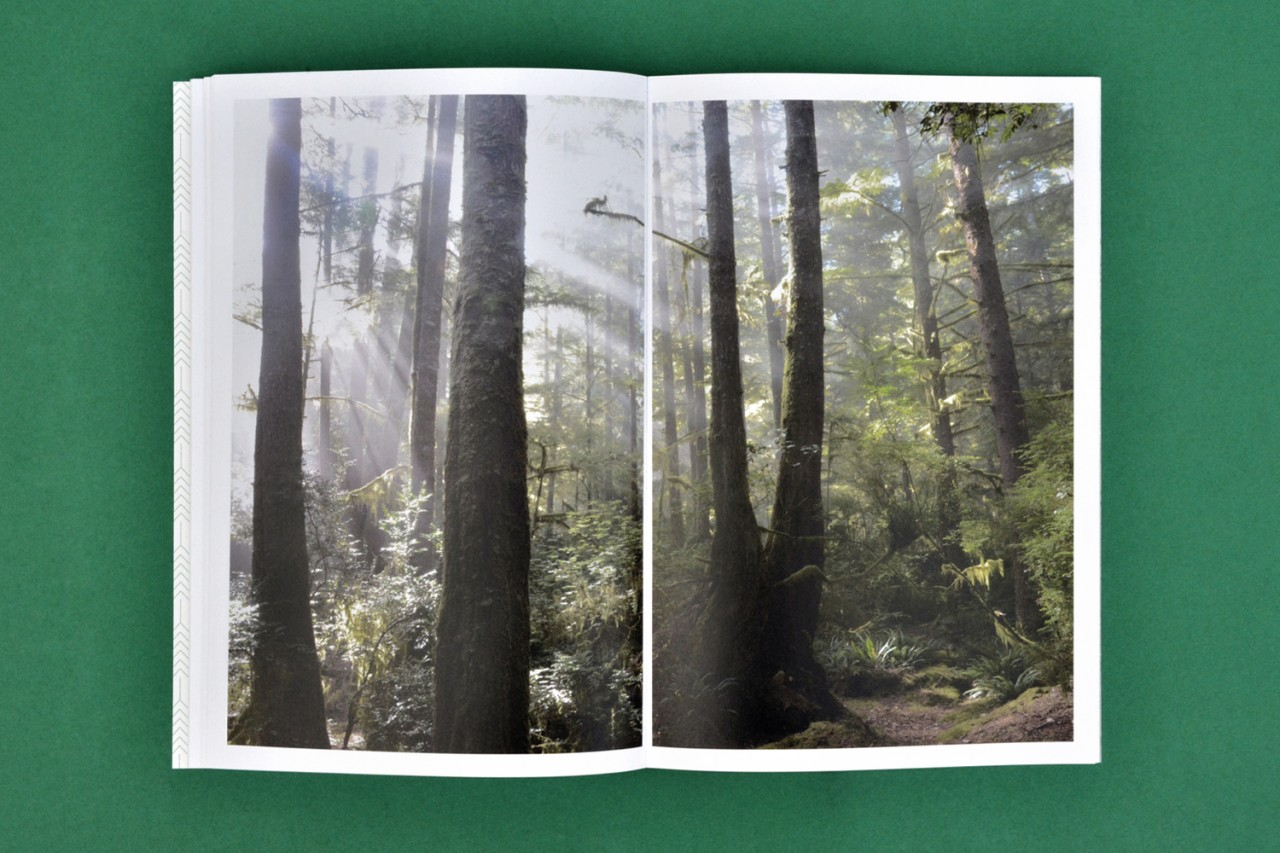 carolacless.de Broschüre über Vancouver Island