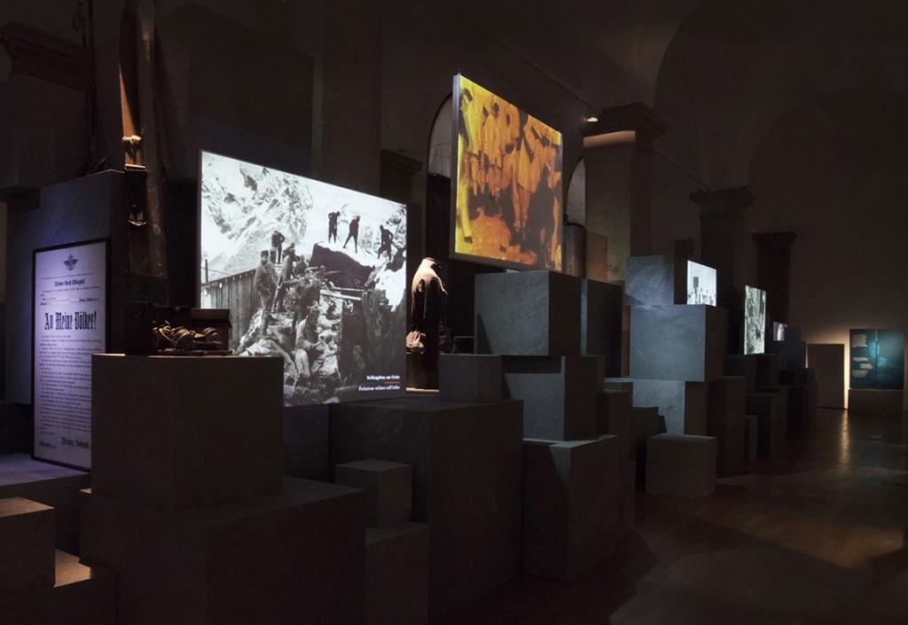 carolacless.de Robert Musil Ausstellung