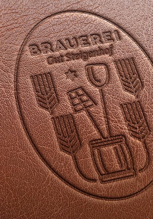 carolacless.de Logo für eine Brauerei